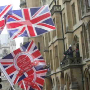 イギリス ロイヤルウエディング 2011