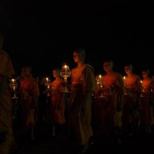 タイ、ミャンマー旅行DAY1*チェンマイ イーペン・ランナーインターナショナル式典