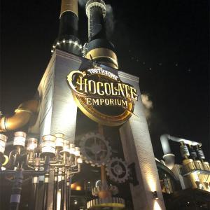 2020年フロリダ旅行DAY8★チョコレート工場のディナーと今夜のホテル