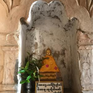 タイ、ミャンマー旅行 DAY6*バガン観光 有名な寺院めぐり