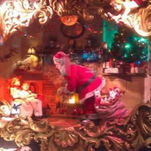 イギリス ロンドン*クリスマスシーズン