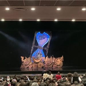雪組公演 fff-フォルティッシッシモ-、シルクロード~盗賊と宝石~②