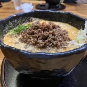 今日の出来事(担々麺とドラクエⅢ)。