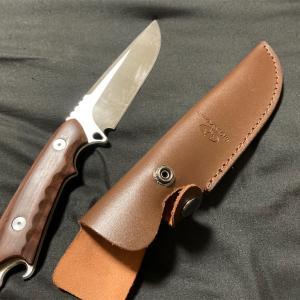 ナイフの刃砥ぎ