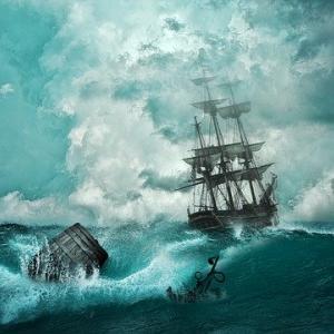 <海洋冒険小説のクライブ・カッスラー、Yの本棚より>