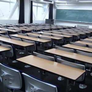 <入試における座席の位置、昨年、Qに起こったこと>