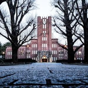 <合格者発表方法で、驚いたこと、東京大学>
