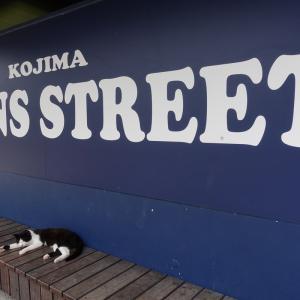 児島ジーンズストリートに行ってきました!
