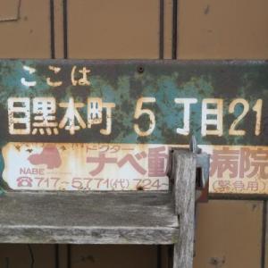 これらは撮影目的の琺瑯町名看板ではありませんがとりあえず撮ります!!