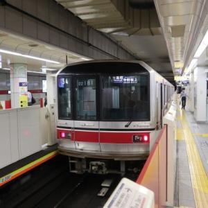 地下鉄丸ノ内線 2020年
