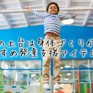 学習の土台は身体づくりから!おすすめ発達支援アイテム5選