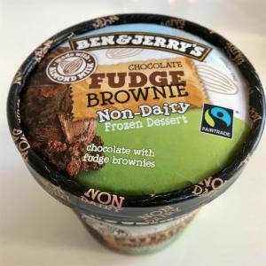 Ben & Jerry'sのビーガン・アイスクリーム