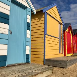 【ビーチレポ】Brighton Beach