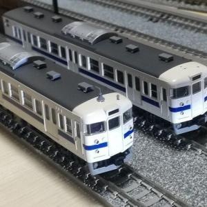 常磐線415系を仕上げてみる・・・①