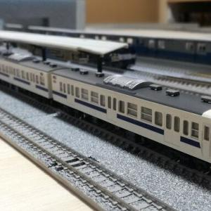 常磐線415系・・・ほぇ?