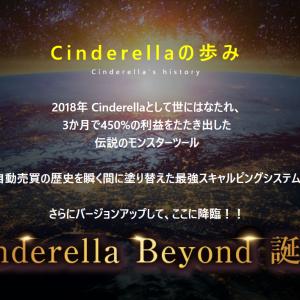 【畑大輝】Cinderella Beyond(シンデレラビヨンド)FX自動売買【副業】
