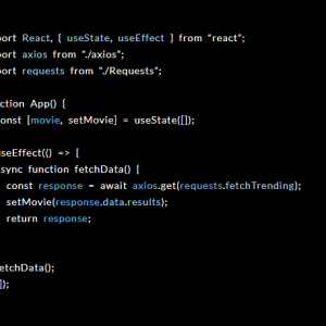 Reactでのaxiosの使い方【外部APIの取得方法】