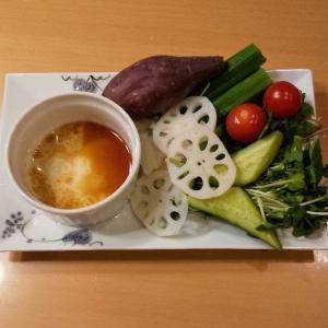 タピ子特製❗️野菜サラダ🍅