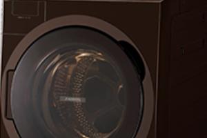 洗濯機がやっときた