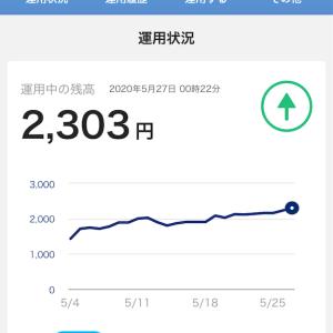 【PayPayボーナス運用記録】運用損益+20%で最高を更新!