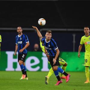 押し切る事2〜UEFAヨーロッパリーグ ベスト16 インテル・ミラノ2-0ヘタフェCF マッチレビュー〜