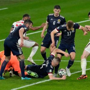 ブリティッシュ〜UEFA EURO 2020 グループD イングランド代表vsスコットランド代表 マッチレビュー〜
