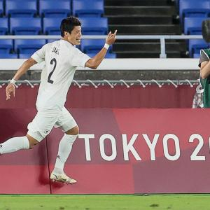 BECOME A LEGEND〜東京オリンピック グループA第3戦 U-24フランス代表vsU-24日本代表 マッチレビュー〜