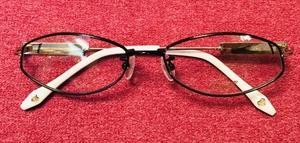眼鏡☆感染予防に