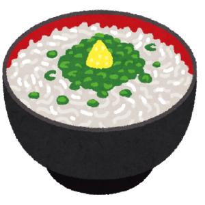 鉄火丼とシラス丼とイクラ丼(命の重さとは)