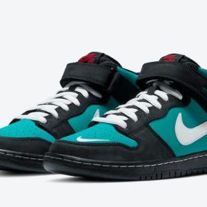 """『5/9(土)発売』Nike SB Dunk Mid """"Griffey"""""""
