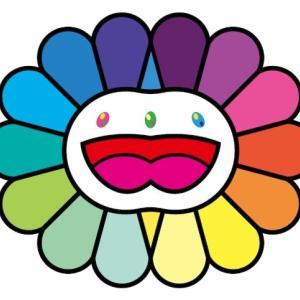『5/16(土)発売』村上隆Multicolor Double Face