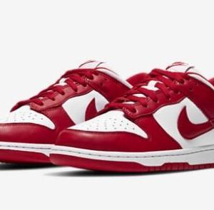 """『6/12(金)』Nike Dunk Low SP """"University Red"""""""