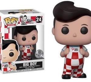 ★ビッグ ボーイ ボブ Pop フィギュア Big Boy Bob ドール FUNKO TOY
