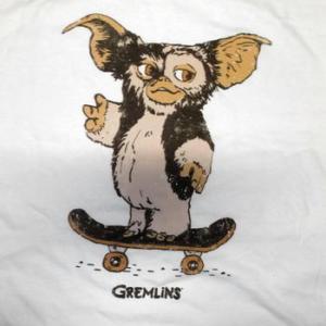 ★グレムリン #Tシャツ GREMLINS SKATE 正規品 再入荷予定 #ギズモ