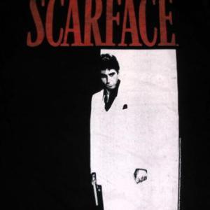 ★スカーフェイス #Tシャツ #SCARFACE 黒 正規品 再入荷予定