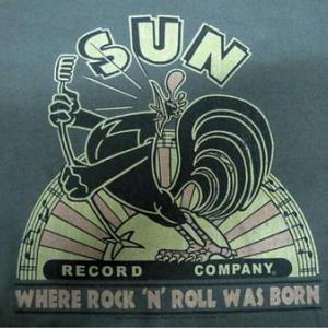 ★サン レコード #Tシャツ Sun Record Rooster 他 再入荷 #ロカビリー #鶏