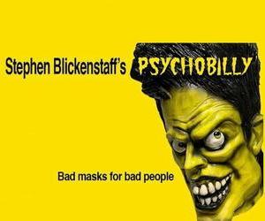 ★ザ・クランプス マスク The CRAMPS 正規品 PSYCHOBILLY Latex Mask TOY 雑貨