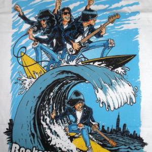 ★ラモーンズ Tシャツ #RAMONES Rockaway Beach 他 再入荷 #ロックTシャツ #PUNK