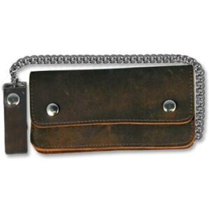★バイカー ウォレット 再入荷! Hot Leather Inc. #財布 #帽子