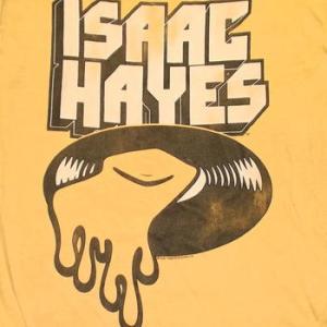 ★アイザック ヘイズ Tシャツ ISAAC HAYES Hot Buttered Soul 正規品