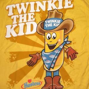 ★トゥインキー Tシャツ HOSTESS TWINKIE 正規品 #アメキャラ