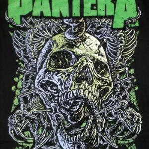 ★パンテラ Tシャツ PANTERA 俗悪 他 正規品 再入荷予定 #ロックTシャツ