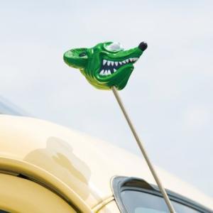 ★ラット フィンク アンテナ トッパー (車用) RAT FINK FACE 正規品