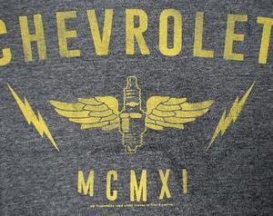 ★GM CHEVROLET シボレー #Tシャツ MCMXI 正規品 他 再入荷予定 #アメ車