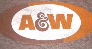 ★ エンダー #Tシャツ A&W 正規品 ルート ビア #ドリンク