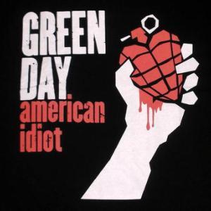 ★グリーン デイ Tシャツ Dookieツアー Amercan Idiot  #GREENDAY #バンドTシャツ
