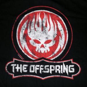 ★オフスプリング Tシャツ #OFFSPRING Skull Logo  正規品 #ロックTシャツ