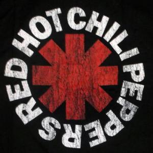 ★レッド ホット チリ ペッパーズ Tシャツ Red Hot Chilli Peppers ASTERISK 正規品