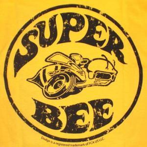 ★ダッジ Tシャツ DODGE 正規品 Super Bee アメ車 関連