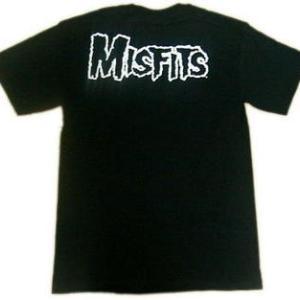 ★ミスフィッツ Tシャツ MISFITS Skull 正規品 他 再入荷 #ロックTシャツ #パンク